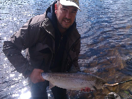 Mr Nicky Greig - River Tay