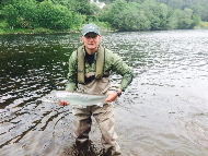 Mr Gerry Rattray - River Tay
