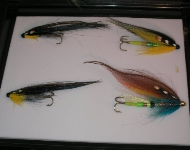 Spring Salmon Fly Selection